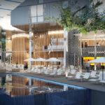 L'hôtel Noom comprend 257 chambres