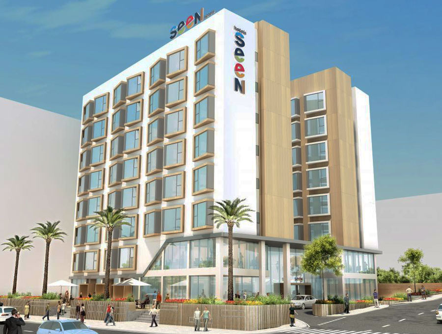 L'hôtel Seen comprend 149 chambres