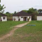Le centre d'accueil du Parc