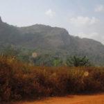 Vue du mont Peko